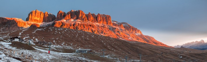 5 days in Dolomites's Autumn
