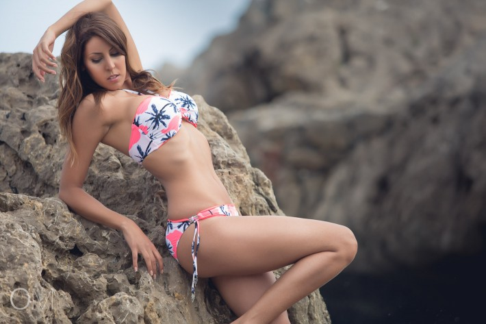 Miss Bikini swimwear photoshoot
