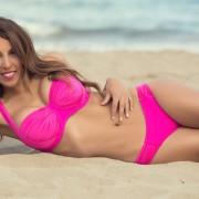 Sessió de fotos en banyador amb Miss Bikini