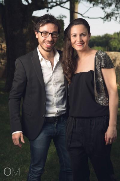 Boda Melania y Max